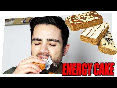 Bester Riegel - Energy Cake