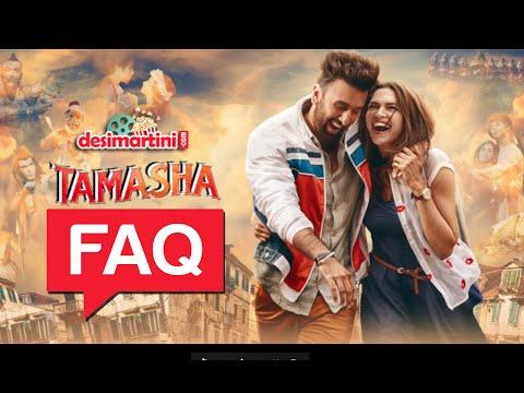 Tamasha FAQ with Ranbir Kapoor and Deepika Padukone
