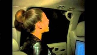 "Beyoncé Singing ""Listen In The Car"""