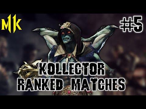 Download Mortal Kombat 11 Kollector Ranked Matches 1 Video 3GP Mp4