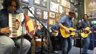 "Drive-By Truckers ""Pauline Hawkins"" Live Record Store Day 2014"