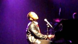 """Where Did My Baby Go"" John Legend Live Hawaii 2009 Concert"