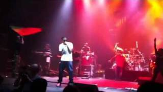 Nas and Damian Marley -Strong Will Continue (Manchester 201