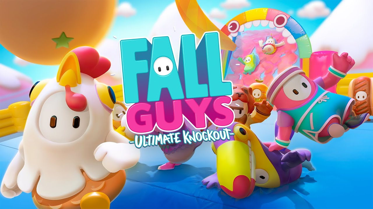Topics tagged under fall_guys_ultimate_knockout on 紀由屋分享坊 Maxresdefault