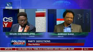 'Tread Softly' Sani Cautions On Saraki's Removal, Speaks On His Allegiance To APC |Politics Today|