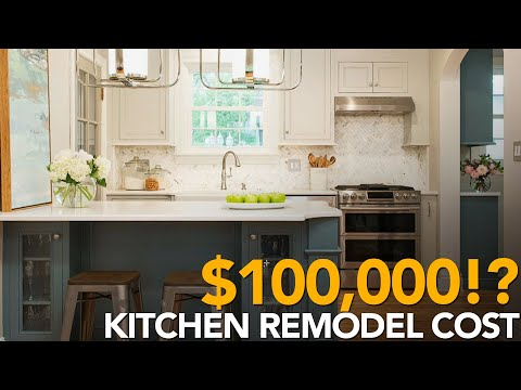How Much Does A Kitchen Remodel Cost? General Contractor Answers Remodeling Questions