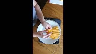 Layering Cheese For Party Trays