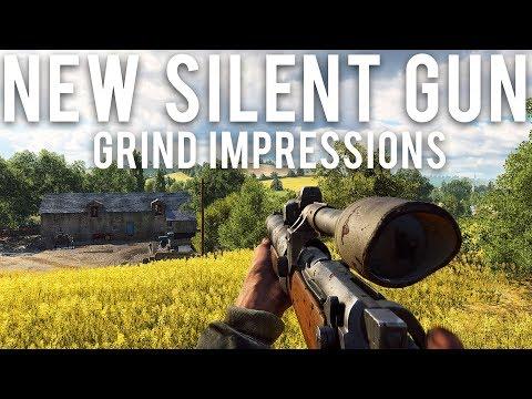 NEW Silent gun and Grind Impressions - Battlefield V