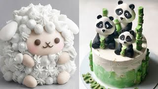 Amazing Cake Decorating Compilation | Easy Cake Decorating Ideas | So Tasty Cakes