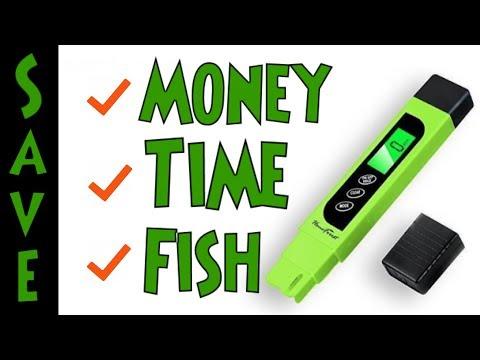 Aquarium TDS Levels and Using an Aquarium TDS Meter (Quick Tip #4)