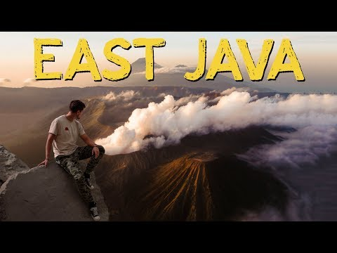 How To Travel EAST JAVA - COMPLETE Guide To Bali's Neighbour