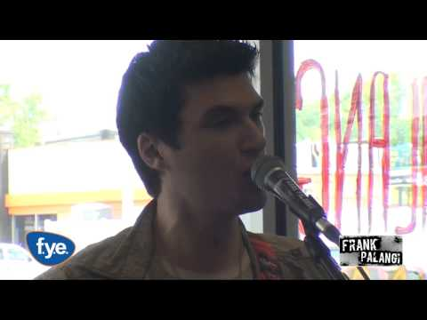 Frank Palangi - Break These Chains - F.Y.E Johnstown Live In Store Performance