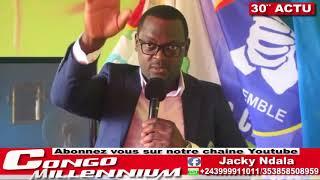 30′ ACTU AVEC JACKY NDALA: PRESIDENTIELLE 2018 NA RDC NDOTO YA BABA.