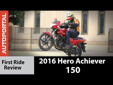 Hero Achiever, Achiever 150cc Motorcycle, Bike Mileage