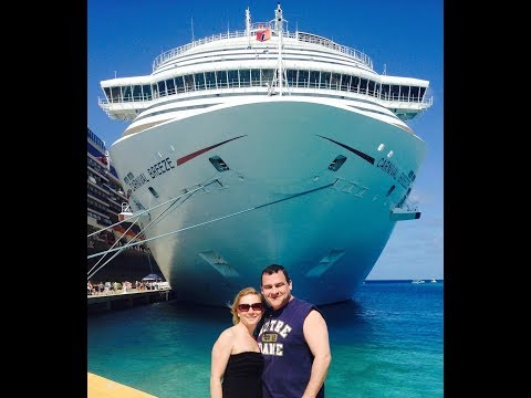 CARNIVAL BREEZE CRUISE REVIEW – Southern Caribbean Itinerary