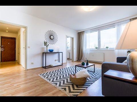 Pronájem bytu 3+1 73 m2 Krškova, Praha Hlubočepy
