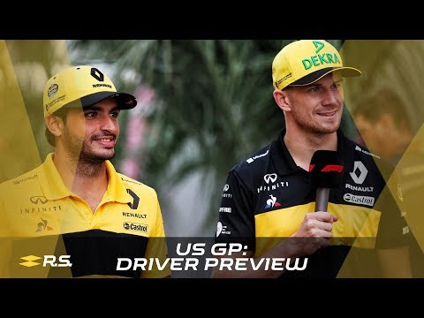 Image: WATCH: Renault F1 US Grand Prix Preview
