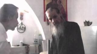 Отец Иона Одесский. Беседа со старцем