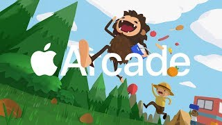 Sneaky Sasquatch Trailer — Apple Arcade
