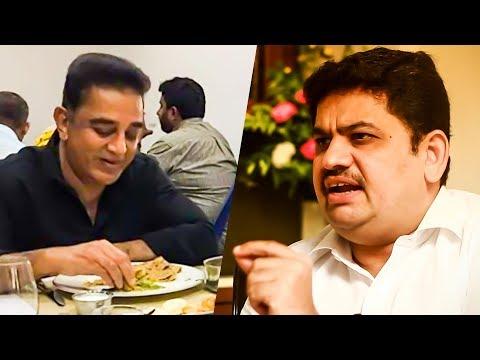 Kamal's Eating Style & Rajini's Favorite Food | Chef Venkatesh Bhat Reveals Part 2 | MT 78