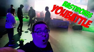 DAILY RIC #17 | YOUBATTLE Part.1 | YOUTUBERS NOS BASTIDORES