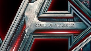 Marvels Avengers Age Of Ultron  Teaser Trailer OFFICIAL