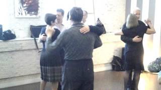 Социальная группа для пенсионеров. Танцуем милонгу!