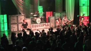 Disciple - Regime Change live at X-Fest 2012