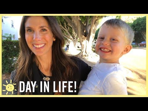MEG | DAY IN LIFE 2 | Pick Ups, Soccer and Moms' Night Out!