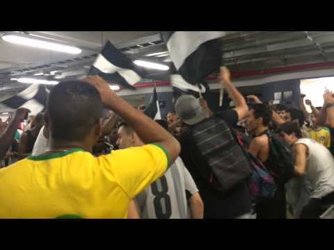 """""""Glorioso Te Sigo + Trompete - Botafogo x Goias"""" Barra: Loucos pelo Botafogo • Club: Botafogo"""