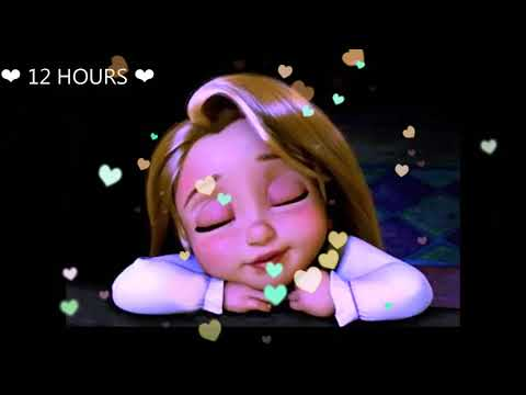❤ 12 HOURS ❤ Lullabies for Babies to go to Sleep Disney music Baby lullaby songs go to sleep