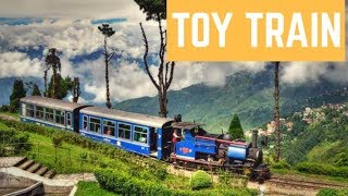 preview picture of video 'Toy Train Darjeeling Amazing'