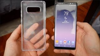 The Best Crystal Clear Case for the Note 8 - Speck Presidio Clear Review