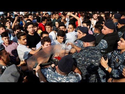 الانتفاضة اللبنانية