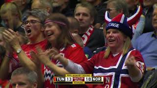 9 TUNISIA Vs NORWAY   Highlights