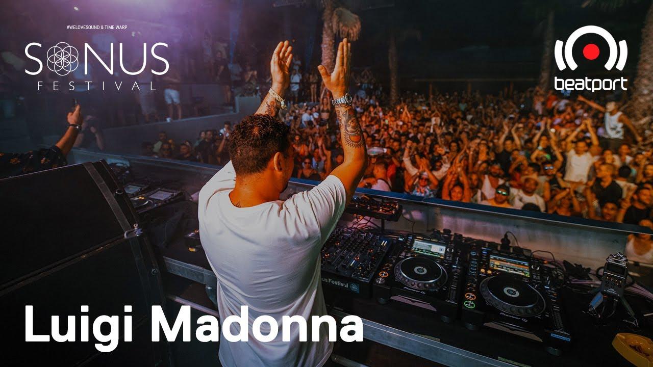 Luigi Madonna | Beatport Live x Sonus Festival