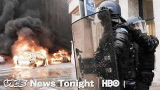 France's Yellow Vest Protesters Just Won Against Macron (HBO)