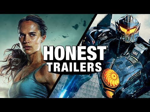 Tomb Raider (2018) a Pacific Rim: Povstání