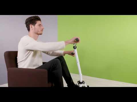 Promovideo: Rotoped TUNTURI Dual Bike