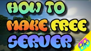 How To Make A Free Minecraft Server Tutorial Pocket Edition Xbox - Minecraft pocket edition server erstellen kostenlos