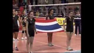 Thailand - Japan [Full Match] World Grand Prix 2-08-2013