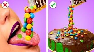 8 Awesome Cake Recipes & Decoration Hacks! DIY Cake Ideas