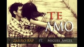 Te amo - Zafiro rap Ft Miguel Ángel - Instrumental