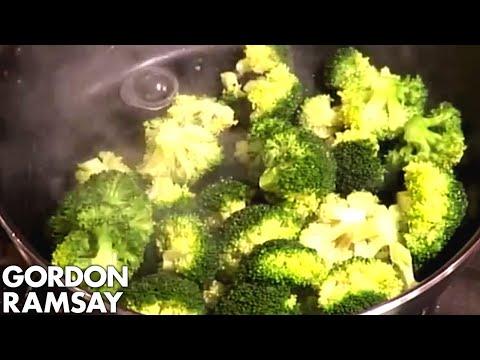 Gordon's Top Tips for Serving Broccoli - Gordon Ramsay