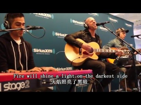 Daughtry - Torches火炬 【LIVE版中文字幕】