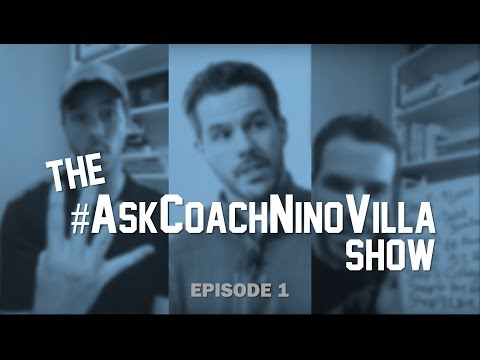 #AskCoachNinoVilla Episode 1: Budget When Broke, Groceries, & Giving Before Saving?