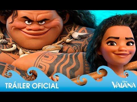 VAIANA (Moana) - La nueva princesa Disney