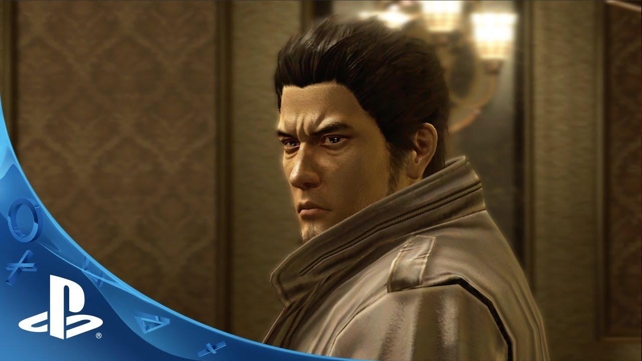 Yakuza 5: Inside a World of Organized Crime on PS3