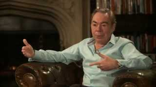 Interview with Andrew Lloyd Webber