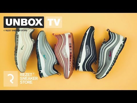 Unboxing - Nike Air Max 97 Ultra (All colors)